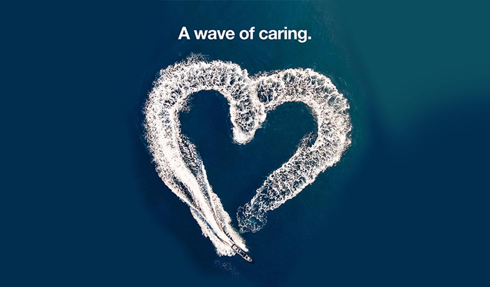 Ferretti Group A wave of caring