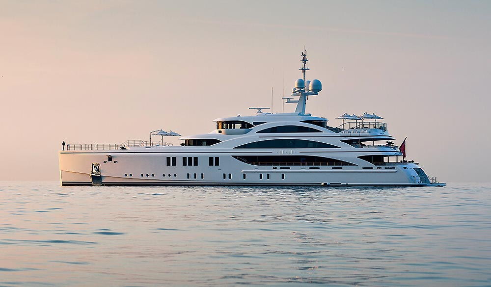 11.11 SuperYacht by Benetti