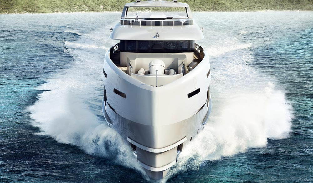 Altea by Heesen Yachts