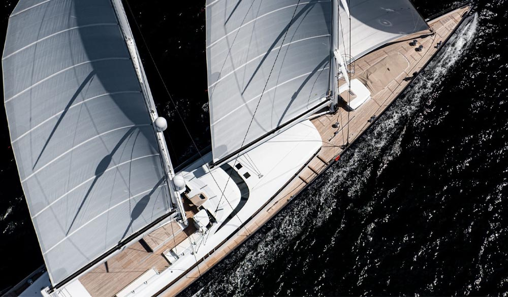 Sea Eagle II Sailing Yacht
