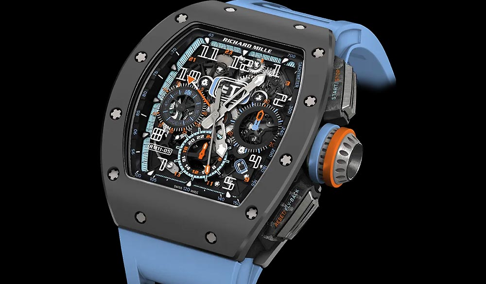 RM 11-05 GMT Richard Mille