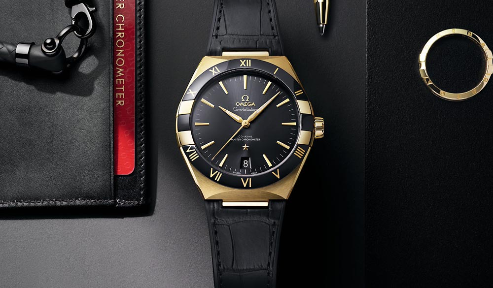Omega's historic Constellation series