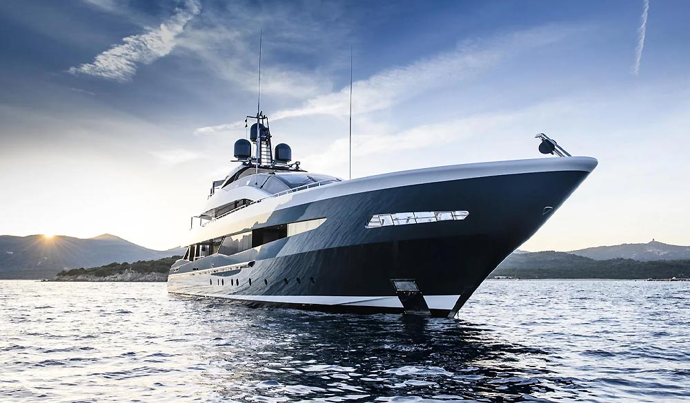 Irisha Super Yacht 51 m